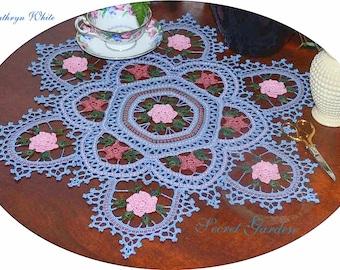 Secret Garden Doily pattern