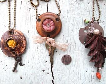 SALE Repurposed Necklaces