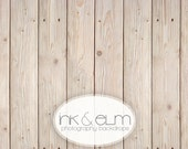 "Photography Backdrop 4ft x 3ft, Wood backdrop, Vinyl light Wood Floor drop, Backdrop, Photo Background Wood Plank, Ink and Elm ""Baby Buns"""