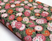 Michael Miller Oriental Blossom Blur in Rose Quilting and Sewing Fabrics