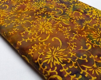 Princess Mirah Batiks Harvest 2 Collection GK-2-930 Batik Quilting Sewing Fabric Batik