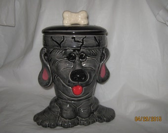 Doggie Treat Container