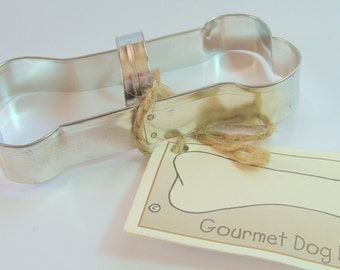Dog Bone Cookie Cutter by Ann Clark - New Old Stock