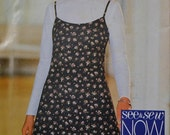 Sewing Pattern Butterick 3827 Misses' Jumper and Top Size 18-20-22  Bust 40-42 -44  inch Uncut Complete