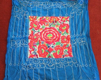Textiles -  Hmong Baby Carrier/ Hmong / Miao fabric / Hmong embroidery panels - 1015