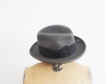 1950 Royal Stetson Hat Fedora men's  hat