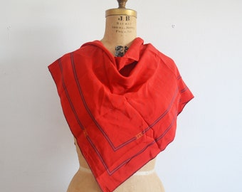 Gucci silk scarf-GG Logo silk scarf