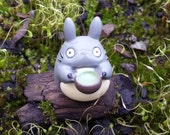 Miniature Totoro - set of 2