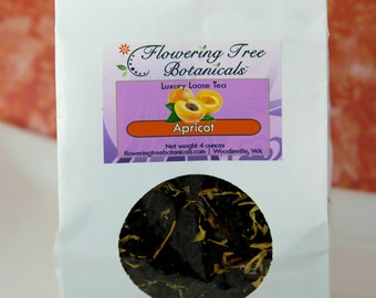 Apricot Tea - 1/4 pound