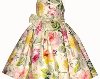 SAMPLE SALE -  Juliette Dress in Sparrow - Size 2