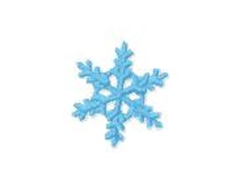 Snowflake Mini Designs - Embroidery design - INSTANT DOWNLOAD - jef exp dst sew vip hus pes xxx