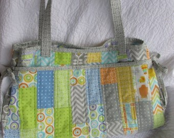 Baby Boys Diaper Bag