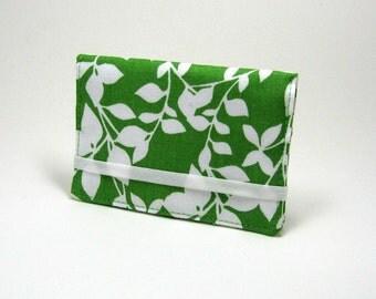 Gift card holder.  Business card holder.  Card case for business cards, loyalty cards, credit cards, gift cards.