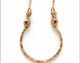 Golden Luck Necklace.