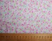 "Liberty Tana Lawn ""FAIRFORD"" pink fat quarter"