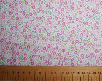 "Liberty Tana Lawn ""FAIRFORD"" pink 0.50 metre"