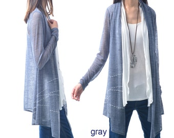 Spring Drizzle - False Layered Top (P5102)