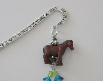 5 HORSE Bookmarks - Equestrian
