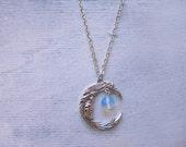 Moon Spirit Necklace in Opalite