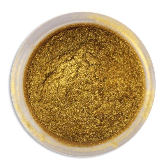 edible gold luster dust