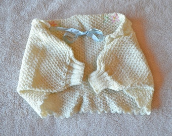 Infant Vintage Tube Sweater