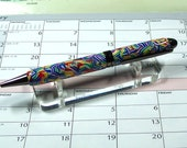 Handcrafted Pen Colorful Confetti European Style Pen