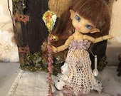For Fidelia Fuuga Isilmë CCC Firefly Faerie Castle Palace Dragon Net Dress