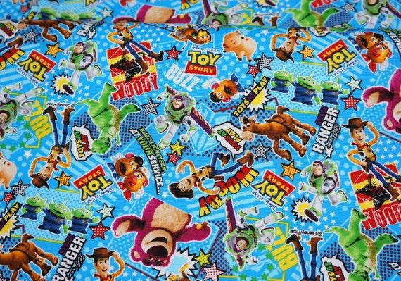 Toy Story Fabric Lookup Beforebuying