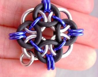"Blackmaille ""Nebula"" Helm Pendant"