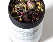 Organic Heavenly Hibiscus tea- 50 cups