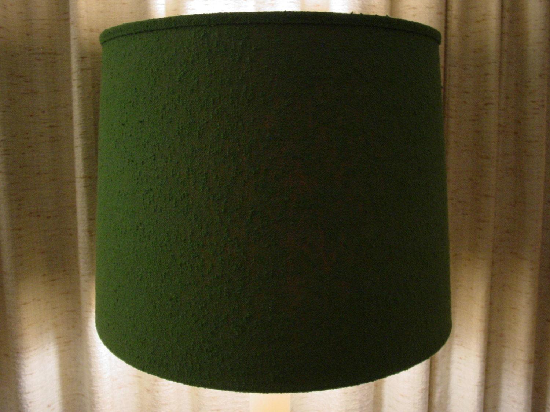 abat jour tambour abat jour meraude vert textur. Black Bedroom Furniture Sets. Home Design Ideas