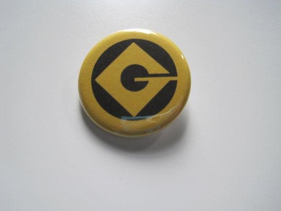 g Logo From Despicable me Despicable me Gru Logo Symbol