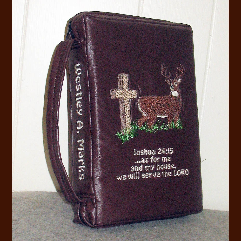 Custom Bible Covers Bible Covers Embroidered Bible Covers