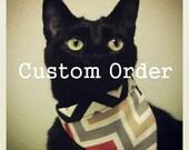 Custom order for Ashley Broockerd