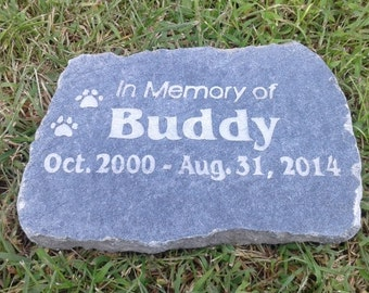 Soapstone Pet Memorial