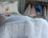 Gorgeous Wisp of an Afghan for Blythe Dolls
