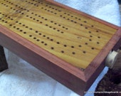 Enter the etys.com coupon LEAPYEAR2016 at etsy checkout for a 29% discount!   120 Point Board - Artisan Cribbage Board