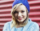 We Are Shining Knitted Hat Pattern Download