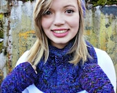 We Are Shining Knitted Cowl Pattern Download