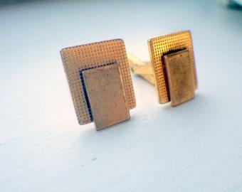 Vintage Gold Cufflinks