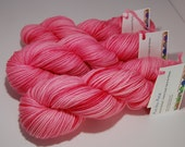 SALE - DK MCN - Hand Dyed- Superwash Wool, Cashmere and Nylon