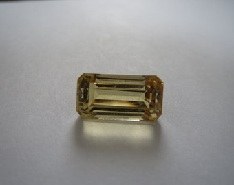 Citrine Cut Gemstone