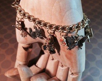 Animal Kingdom - Charm Bracelet