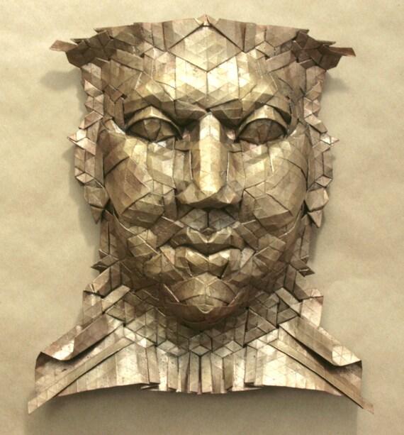 Helios - портрет в работе