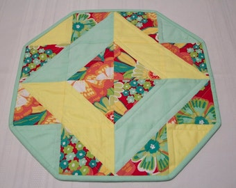 Fiesta Floral Table Topper
