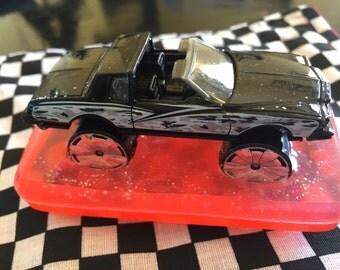 Car Soap & Washcloth Set