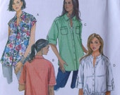 Misses Loose Fitting Skirt Pattern,Butterick B5611, MIsses Size 10-18,