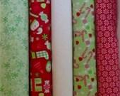 Red Green Christmas Fat Quarter Fabric Bundle - Riley Blake