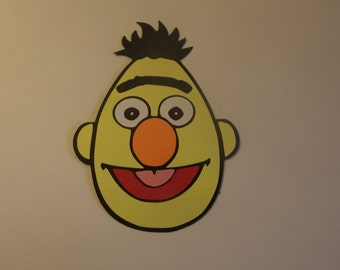 bert head die cut