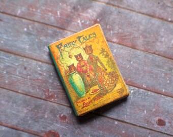 Miniature Book --- Fairy Tales